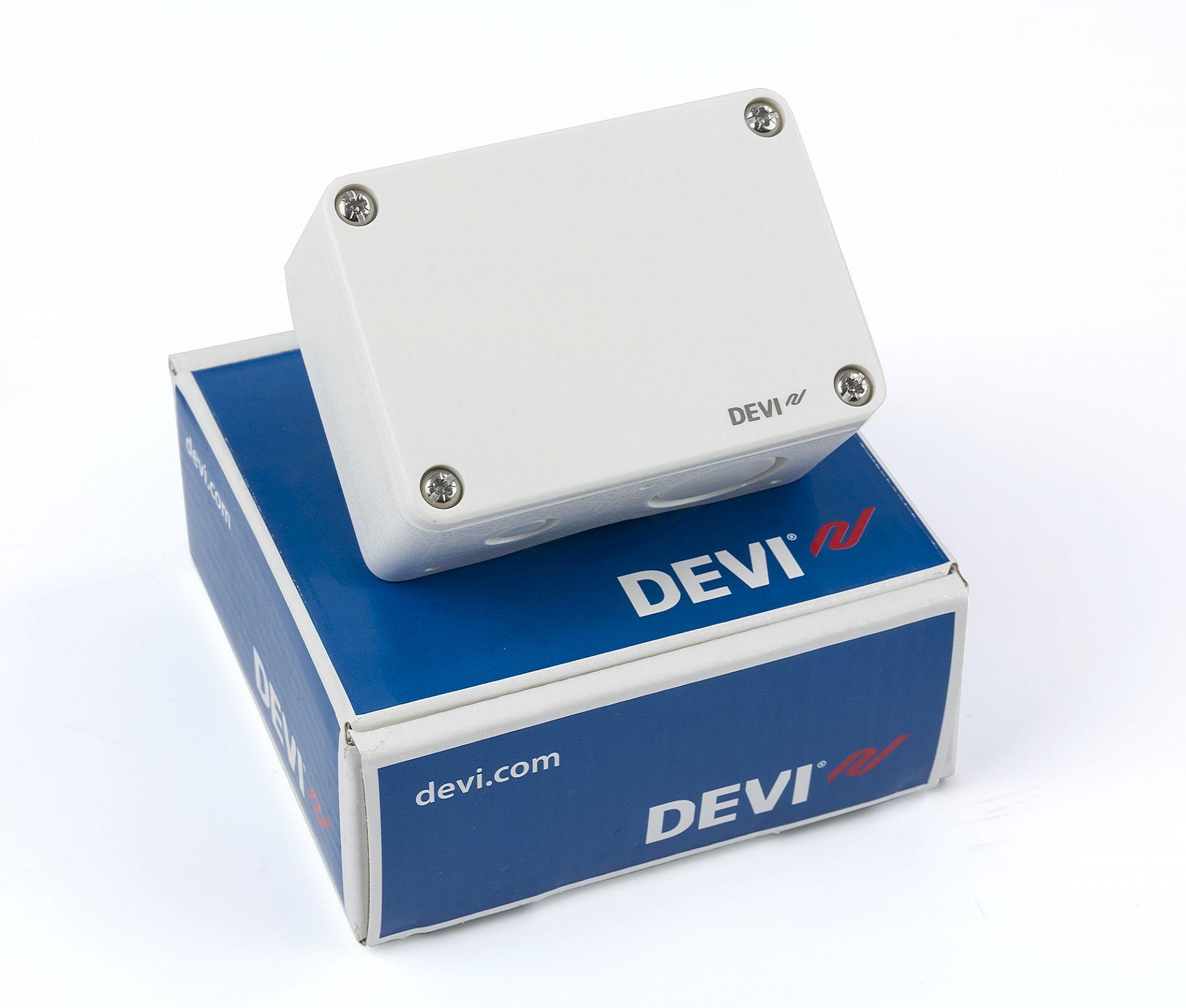 Priestorový vonkajší snímač IP44