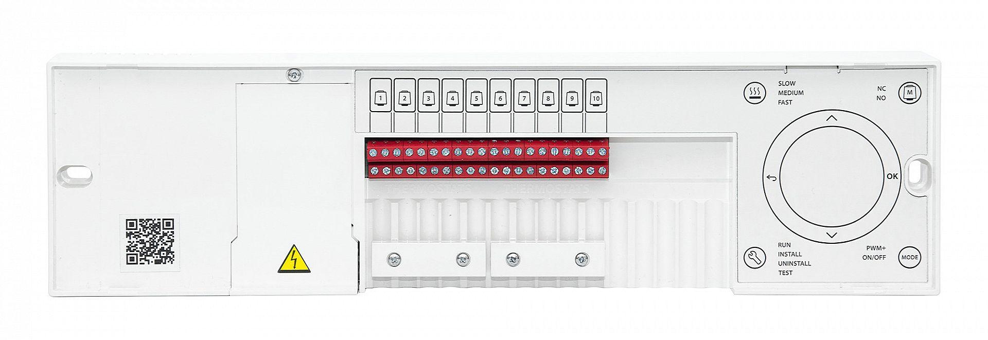 Riadiaci regulátor, 24V DC, 10 výstupov