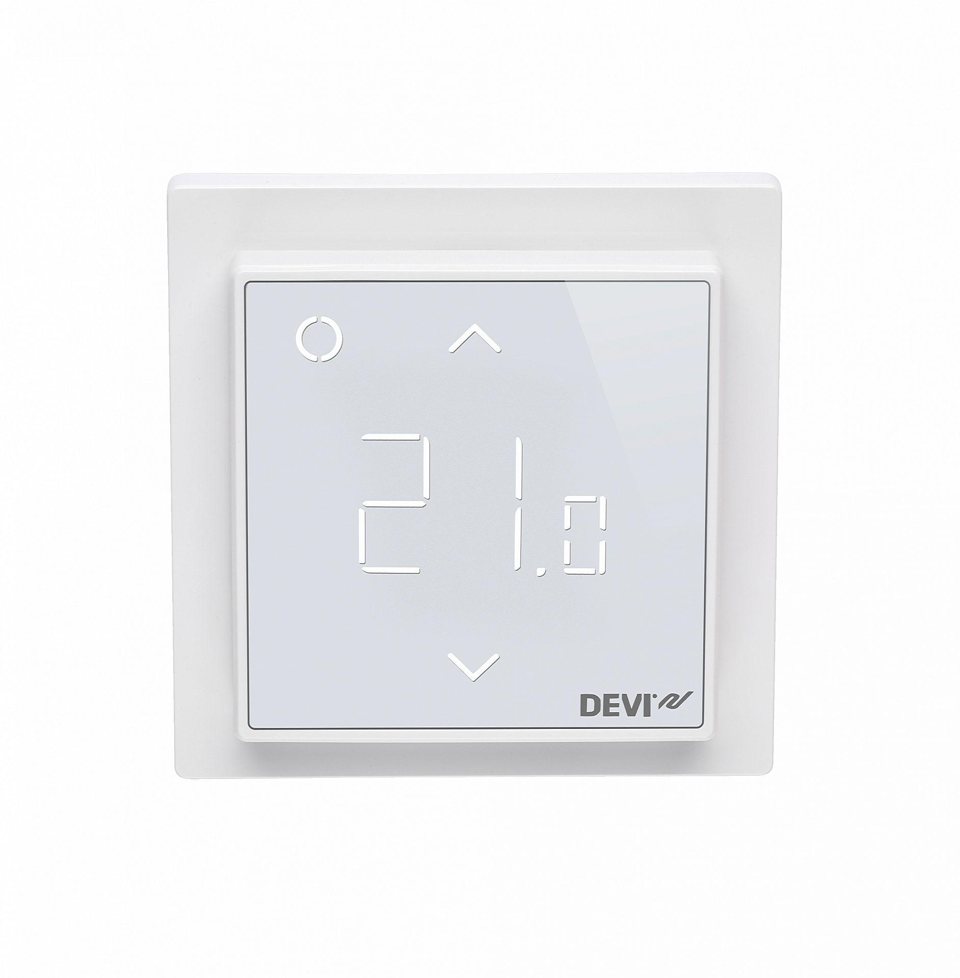 DEVIreg™ Smart  WIFI Polárna biela