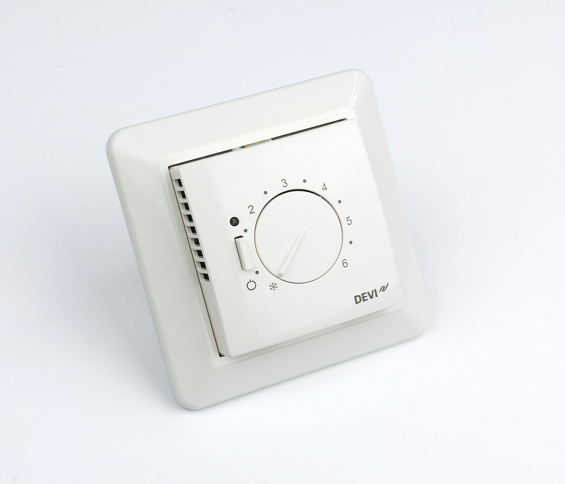 DEVIreg™ 530  Čistá Biela